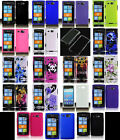 Samsung Focus Flash SGH-i677 (AT&T) Phone Cover DESIGN/COLOR OR SILICONE Case