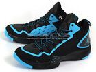 Nike Air Jordan Super.Fly 2 Po X Black/Dark Powder Blue Playoffs Pack 645064-006