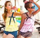 Sandy beach Highlights One Shoulder One Piece Ruffle Bathing Suit Swimsuit