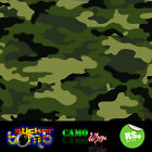 Camouflage Arcade Multipurpose Wrap Stickers Graphic Theme large Sizes Available