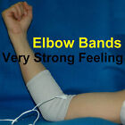 Electrode Elow Leg Band Tens Pain Relief Body Relax Massager Reusable Pads Labor