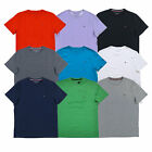 Tommy Hilfiger T-Shirt Mens Crew Neck Tee Classic Fit Short Sleeve Solid Shirt image