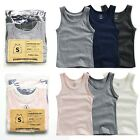 "VaenaitBaby 3Pack Toddler Kids Round Neck Top T-Shirt ""Basic sleeveless"" 2-7T"