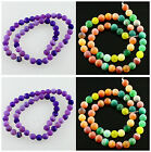 K56041 8mm Agate ball loose bead