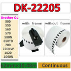 Roll Label DK-22205 Brother Compatible Address Labels Self Adhesive