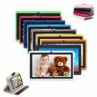 "iRULU Tablet PC eXpro X1 7"" Android 4.4 Quad Core & Cam 8GB Multi-Color w/ Case"