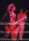MARC BOLAN PHOTO T REX Concert Photo in 1973 by Marty Temme 33 Glam Les Paul