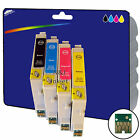 1 Set of non-original Printer Ink Cartridges for the Epson E0441-4 Range
