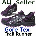ASICS GEL TRAIL LAHAR 4 GTX Gore Tex WOMENS TRAIL RUNNER RUNNING SHOES