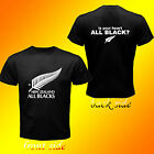 NEW ZEALAND ALL BLACKS RUGBY TEAM LOGO T SHIRT SIZE S M L XL XXL XXXL