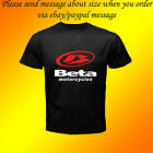 Beta Motor Bike Enduro Trial Evo Racing T Shirt Size S M L XL XXL XXXL