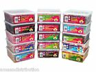 Sweet Zone Jelly Fizzy Pencils Candy Sweets Tubs Various Varieties 100% Halal