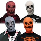 Stocking Mask - 4 Designs - Zombie Skull Devil Jack-O-Lantern - Halloween - fnt