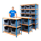 Pick Bin Kits Garage Box Shelving Warehouse Racking Picking Bins Boxes BIGDUG