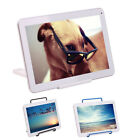 "iRulu 10.1"" Android 4.4 Tablet Quad Core Bluetooth3.0 GPS FM 1G/8G HDMI w/Holder"