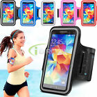 For Samsung Galaxy S5 S4 Cycling Running Jogging Sports Gym Armband Case Cover