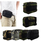 Multicam Waterproof MOLLE Army Camo Waist Gunner Holster Pouch Utility Ammo Pack