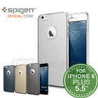 "Spigen Thin Fit A Soft Matte Coated Case Cover for Apple iPhone 6 Plus (5.5"")"