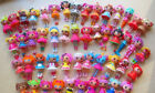 Mini Lalaloopsy Little Dolls Figures Cake Topper Kids Girls Gift 8 pcs by Random
