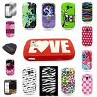 For Samsung Galaxy Exhibit T599 Variety of Hard Plastic Design Cover Case