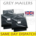 STRONG GREY POSTAGE MAILING BAGS *FULL RANGE SIZES POSTAL POLY MAIL SACKS BAGS*
