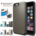 "Spigen Slim Armor CS Card Slider Holder Protective Case iPhone 6 (4.7"") UNPKG"