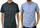 Mens Designer Mish Mash Casual Short Sleeve Shirt Smart Going Out Party S/S Top