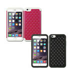 """Hybrid Diamond Design Protective Back Cover Case for Apple iPhone 6 Plus 5.5"""""""
