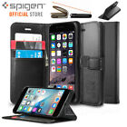 "Genuine Spigen Flip Cover Case Wallet S for Apple iPhone 6 PLUS (5.5"")"