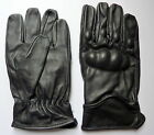 Amazing Sheepskin 100% Leather Armoured Knuckles Full Finger gloves Driving etc