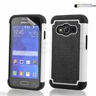 32nd Shockproof Case Cover Samsung Galaxy Ace Phones + Screen Protector & Stylus