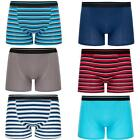 Boys Boxer Shorts 6 or 12 Pairs Super Quality Underwear Age 2-14+ Cotton & Lycra