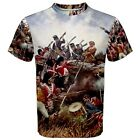 Battle of New Orleans Sublimated Sublimation T-Shirt S,M,L,XL,2XL,3XL