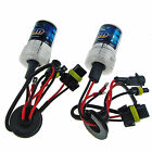 2PCS  Xenon HID Headlight Bulbs replacement H1 H3 H4 H7 9005 9006 880/881 9004/7