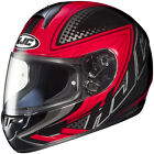 HJC CL-16 VOLTAGE Motorcycle Helmet - Red & Silver available - Range of sizes