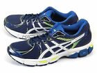 Asics Gel-Exalt 2 Breathable Lightweight Running Navy/White/Yellow T4B1N-5201
