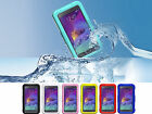 Waterproof Shockproof Dirt Snowproof Cover Case For Samsung Galaxy Note 4