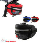 Polyester Bike Cycling Saddle Bag Quick Release Belt Bicycle Seat Bag