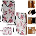 Folio Flip Wallet Card Stand Leather Case Cover For Samsung Galaxy S 1 2 3 4 5