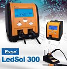 HQ EXSO Digital Soldering Station Accurate Temp. Control USED for SAMSUNG PHONE
