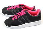 Adidas Originals Superstar 2 W Black/Black/Sola​r Pink Lifestyle Classic M20901