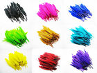 100 Beautiful Goose Feather Deco Optional Color 4-6 inches 10-15cm Craft new Sup