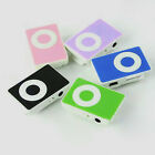 Cute 5 Colors Mini Clip USB MP3 Player Support Up To 8GB Micro SD TF Memory Card