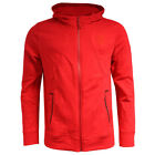 Puma Ferrari Hooded Sweat Jacket Jumper Red Mens (565408 02 U33)