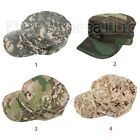 War Game Airsoft Paintball Protection Military Tactical Army Cap Hat Adult Size