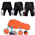 New Mens Bike Bicycle Cycling Outdoor Wear Riding Padded Shorts Pants Size M-3XL