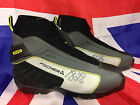 Fischer XC Vitalis Nordic Cross Country Ski Boots SNS Profil Sole NEW BUT MARKED