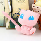 Nintendo Rare Mew Plush Soft Doll Toy Gift Stuffed Animal Game Collect Hot Style