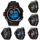 Waterproof Outdoor Sports Men Digital Led Alarm Wrist Dive Watch Cheap Ea77 New