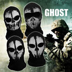 CALL OF DUTY BALACLAVA BIKER SKI SKATEBOARD GHOST SKULL HOOD FACE MASK COSPLAY